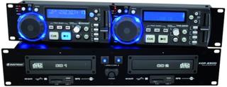 Omnitronic XDP-2800 CD/MP3 Afspiller
