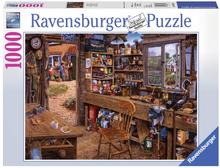Ravensburger Pussel - Farfars Verkstad 1000 bitar
