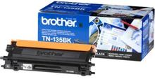 BROTHER Tonerkassett svart 5.000 sidor, hög kapacitet TN-135BK Replace: N/ABROTHER Tonerkassett svart 5.000 sidor, hög kapacitet