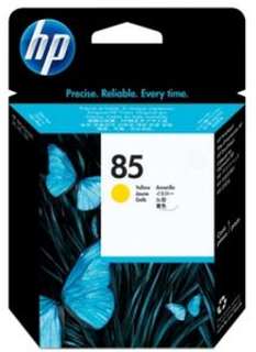HP Printhoved gul Nr 85