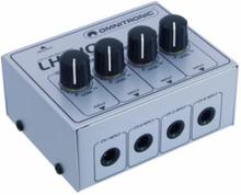 OMNITRONIC LH-010 4-channel mixer,passive