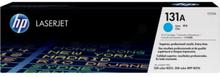 HP Tonerkassett cyan, 1.800 sidor CF211A Replace: N/AHP Tonerkassett cyan, 1.800 sidor