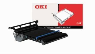 Oki C 7200 Series Oki Belt-unit C72/74 86 000 sider