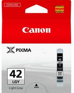 Canon Canon CLI-42 LGY Blækpatron lysegrå, 830 sider