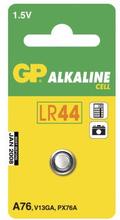 GP BATTERIES Knappcellsbatteri GP 76A-C1 / LR44 / LR1154 / AG13 GP-LR44-A76 Replace: N/AGP BATTERIES Knappcellsbatteri GP 76A-C1 / LR44 / LR1154 / AG13
