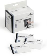 Datorrengöring Durable våtdukar skärm 50/fp