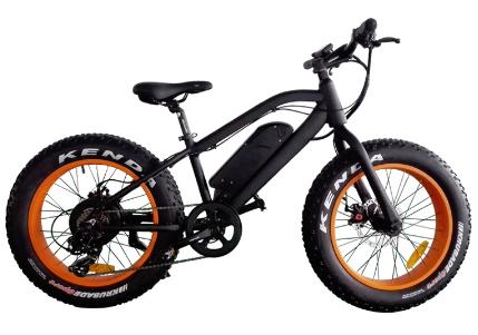 EAZbike - Elektrisk fatbike sykkel liten - 250W