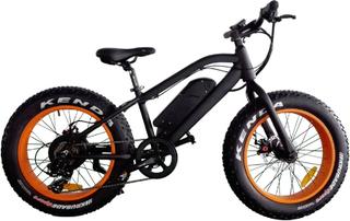 EAZbike® - Elektrisk fatbike sykkel liten - 250W