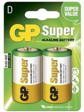 GP BATTERIES GP 13A-U2 / LR20 / D GP13A-U2 Replace: N/AGP BATTERIES GP 13A-U2 / LR20 / D