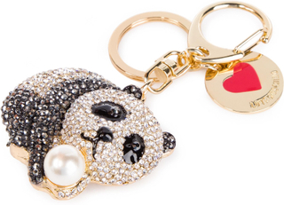 Nyckelring LOVE MOSCHINO - JC5400PP17L1090A Oro