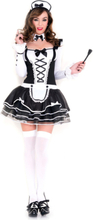 Søtt French Maid kostyme