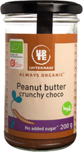 Peanøttsmør Crunchy Choco, 200 g