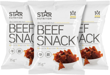 3 x Beef Snack, 35 g