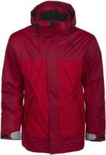 Grizzly Aspen Vind- og vanntett jakke - Rød