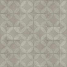 Tarkett Vinylgolv Trend 240 Tile Flower Light Grey-3000