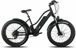 El-fatbike TDE12 - Elektrisk sykkel med 250w motor