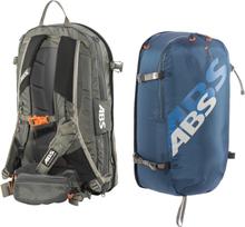 ABS s.LIGHT Compact Base Unit + s.LIGHT Compact Zip-On 30l Backpack glacier blue 2019 Lavinryggsäckar