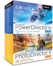 PowerDirector & PhotoDirector Ultra - Licencja elektroniczna