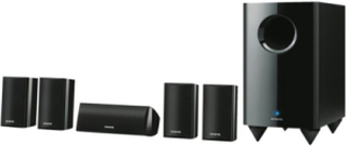 SKS-HT528 - speaker system - for home theatre