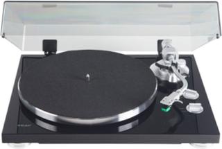 TN-350 - turntable Platespiller - Svart