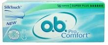 O.B. Pro Comfort Super Plus 16 stk
