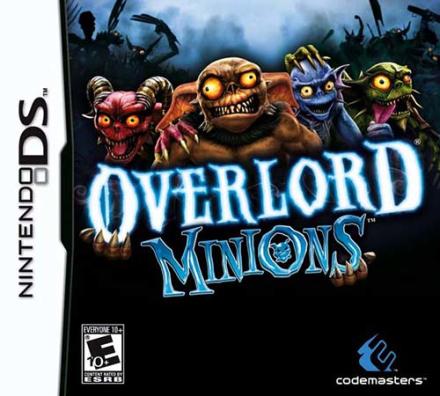 Overlord Minions - Nintendo DS (brugt) - CDON.COM