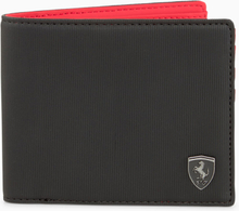 Scuderia Ferrari Style portemonnee, Zwart, Maat Eén maat   PUMA