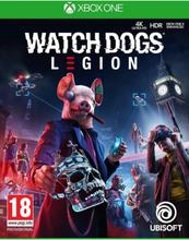 Watch Dogs: Legion - Microsoft Xbox One - Toiminta/Seikkailu