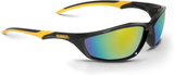 DeWalt Skyddsglasögon Router gul och svart DPG96-F