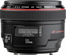 Canon EF-L USM 1,2/50
