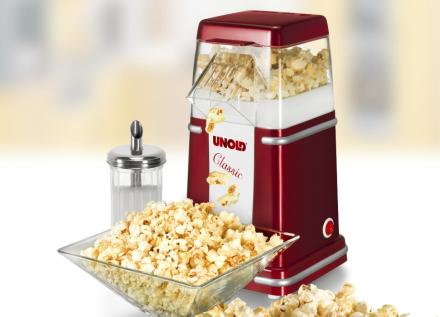 Retro popcornmaskin - klassisk