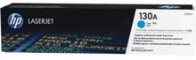 HP Tonerkassett cyan (HP 130A) 1000 sidor CF351A Replace: N/AHP Tonerkassett cyan (HP 130A) 1000 sidor