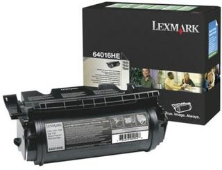 LEXMARK Tonerkassette sort 21.000 sider, høj kapacitet, return