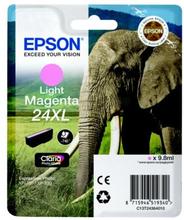 EPSON Bläckpatron ljus magenta, 740 sidor, hög kapacitet T2436 Replace: N/AEPSON Bläckpatron ljus magenta, 740 sidor, hög kapacitet