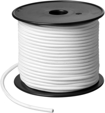 Nielsen Light tygledning, rulle, 50 meter, vit