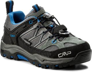 Trekking-skor CMP - Kids Rigel Low Trekking Shoes Wp 3Q54554 Grey/Zaffiro 52AK