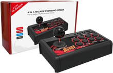 INF Arcade Fighting Stick för N-Switch/PS3/PC/Android