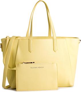Handväska SILVIAN HEACH - Shopper Bag Milly RCP19005BO Yellow Sun W0904