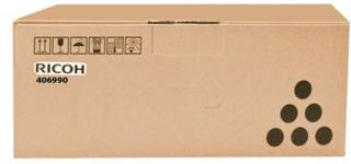 RICOH Tonerkassett svart 6.400 sidor 406990 Replace: N/ARICOH Tonerkassett svart 6.400 sidor
