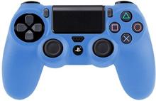 Silikone Beskyttelse til PS4 (Blå)