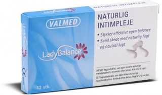 Valmed LadyBalance 12 stk