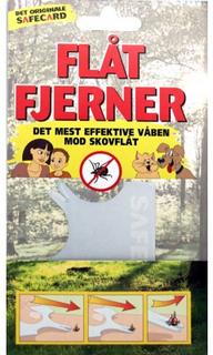 SafeCard Flåt Fjerner 1 stk