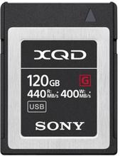 Sony Xqd Card G Series 120gb 120gb Xqd Memory Card