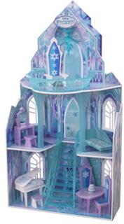 Kidkraft Dinsey Frozen Ice Castle dockhus