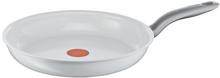 Tefal CeramicControl Keraaminen paistinpannu 28 cm valkoinen