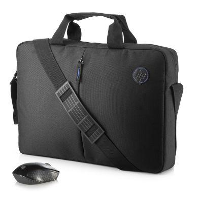 """HP HP 15,6"""" Väska med Trådlös Mus"""