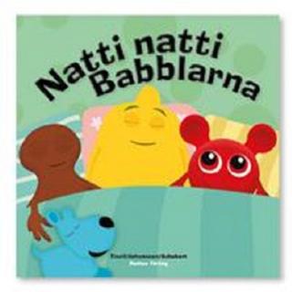 BABBLARNA Natti natti Babblarna - Bok inbunden