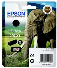 EPSON Bläckpatron svart, 500 sidor, hög kapacitet T2431 Replace: N/AEPSON Bläckpatron svart, 500 sidor, hög kapacitet