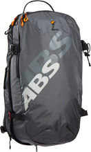 ABS s.LIGHT Compact Zip-On 16L, rock grey 2018 Lavinerygsække
