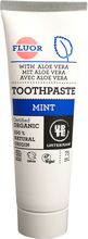 Mint Toothpaste With Fluoride - 75 ml